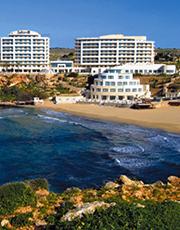 Hotell vid havet Malta