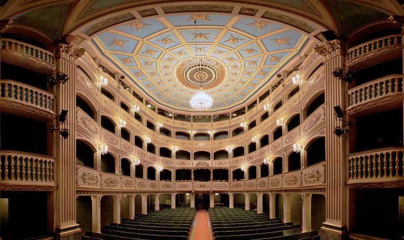 Manoel Theatre Malta