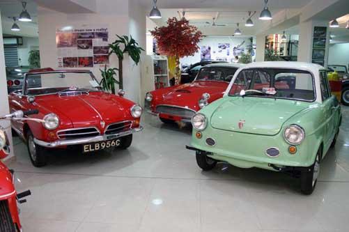 Malta Classic Car Mseum