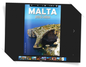 Malta broschyr