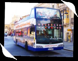 Sightseeing-buss-Malta
